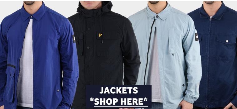 Overshirts & Jackets