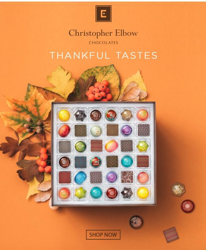 Thankful Tastes.