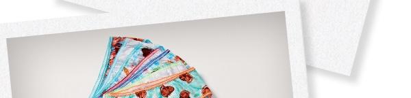 Girls & boys 20-pack socks starting at $8.99*