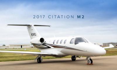 2017 Cessna Citation M2