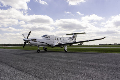 2012 Pilatus PC-12