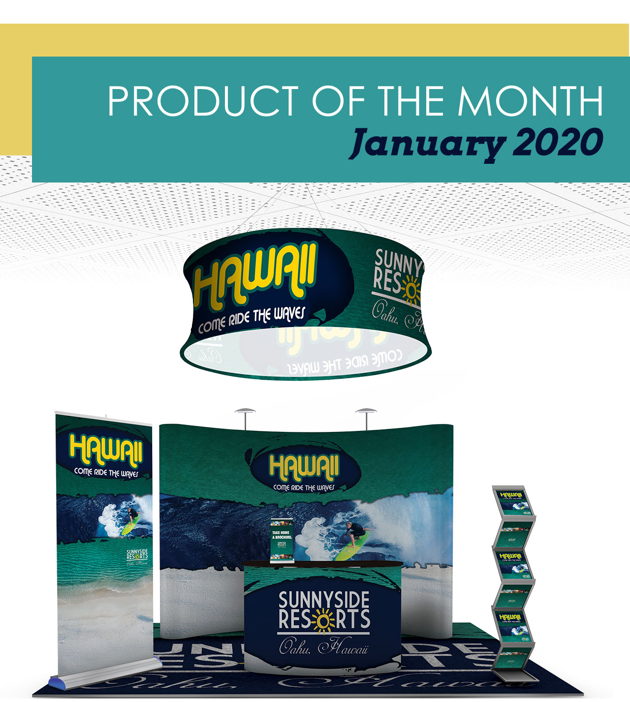 PRODUCT OF THE MONTH January 2020