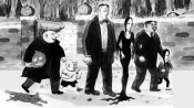 Tim Burton to Produce Ooky Spooky 'The Addams Family' Series