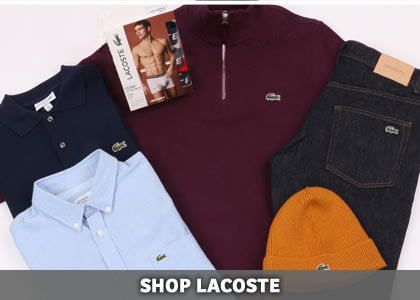 Lacoste Gift Square