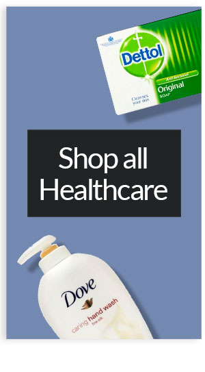 Shop all healthcare