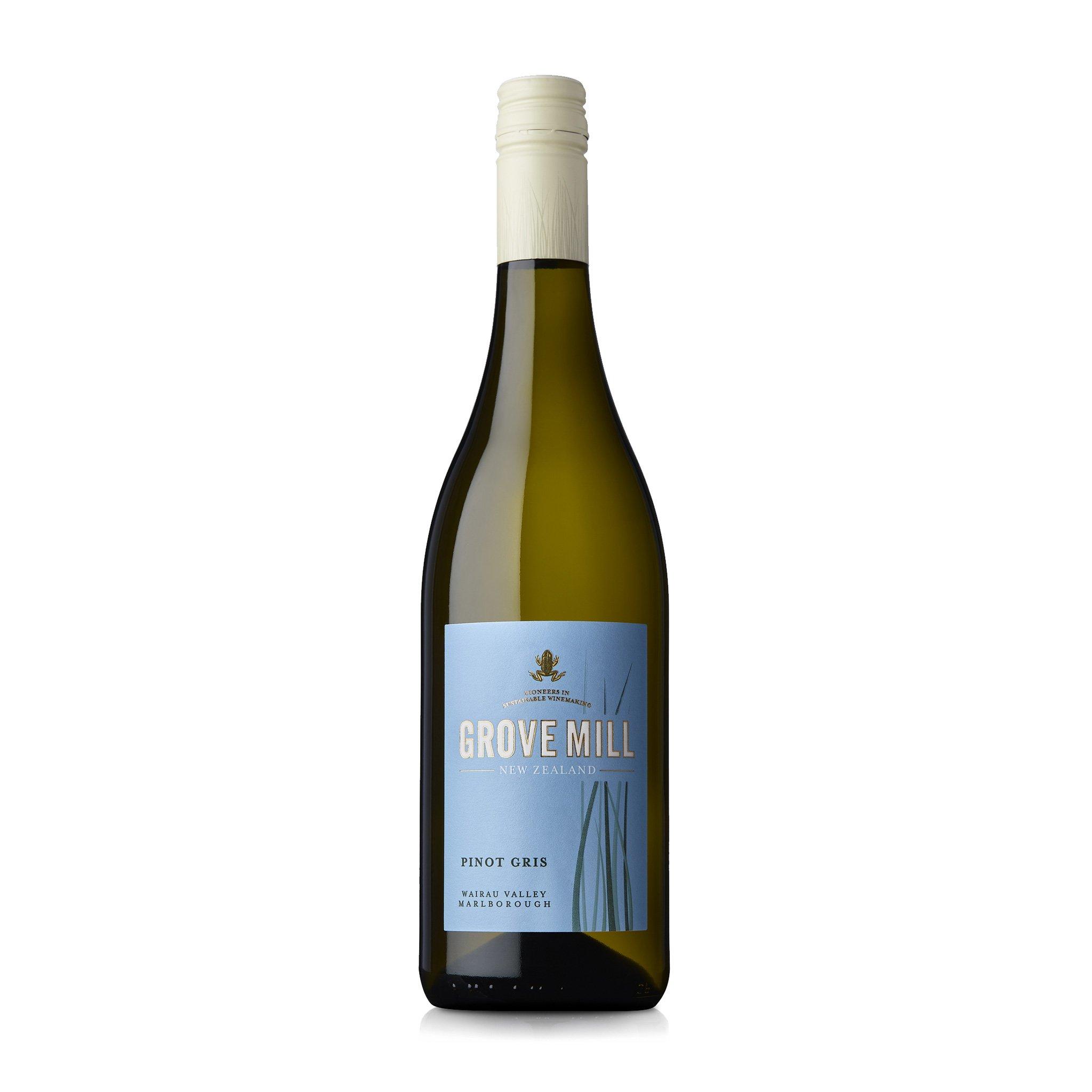 Grove Mill Pinot Gris 2019 12 Bottles