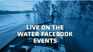 Live on the water events