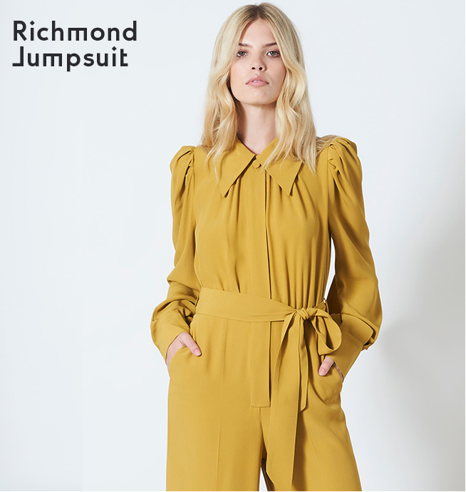 Richmond Jumpsuit