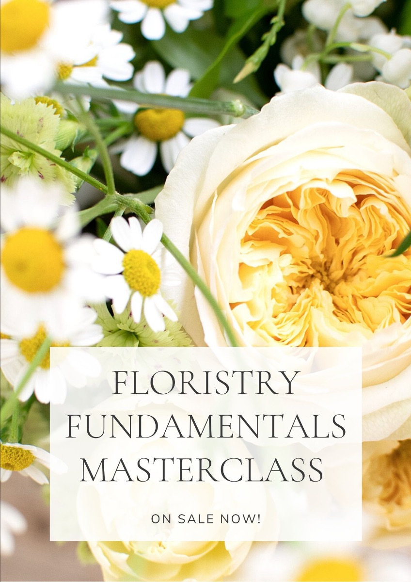 Floristry Fundamentals Masterclass