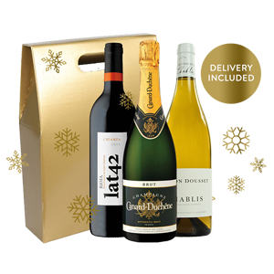 Christmas Classics - Festive 3 bottle Gift Set