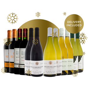 Winter's Coming - Festive Mixed Case of 12 Wines