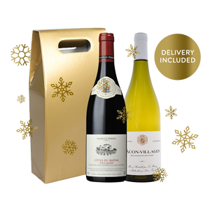 Festively French - Festive 2 Bottle Gift Set