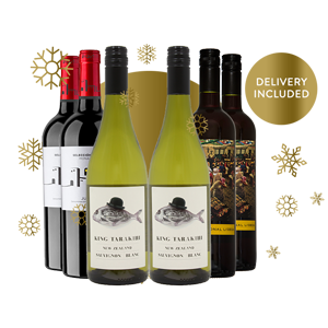 Double Trouble - Festive Mixed Case of 6 Wines