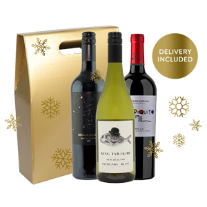 Modern Day Favourites - Festive 3 Bottle Gift Set