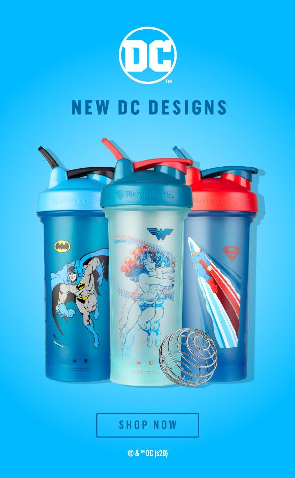 New DC Designs