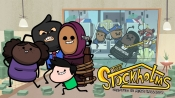 WATCH: Explosm's Captivating New 'The Stockholms' Animated