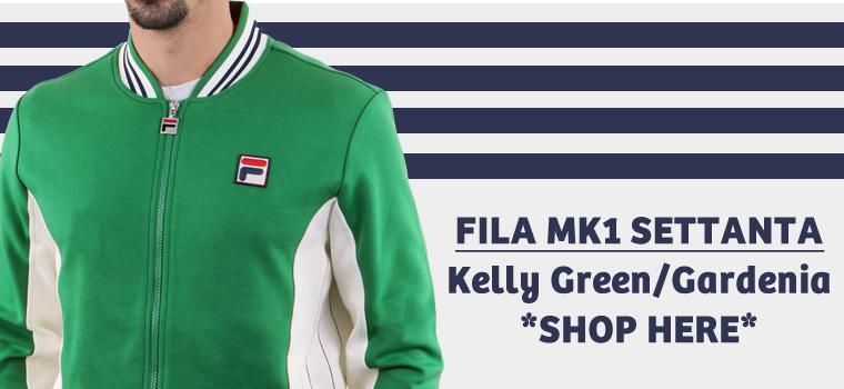 Fila Settanta Kelly Green