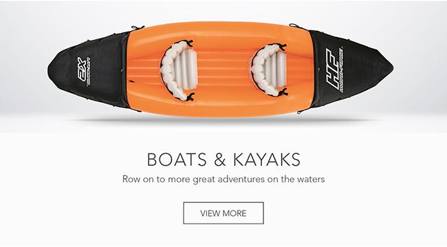 Boating & Kayaking