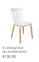 4 x Dining Chair