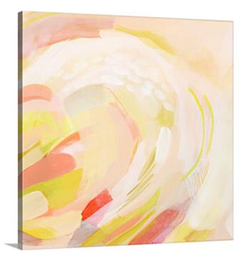 Sunburst Blossom I by Grace Popp