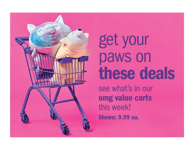 get your paws on these deals