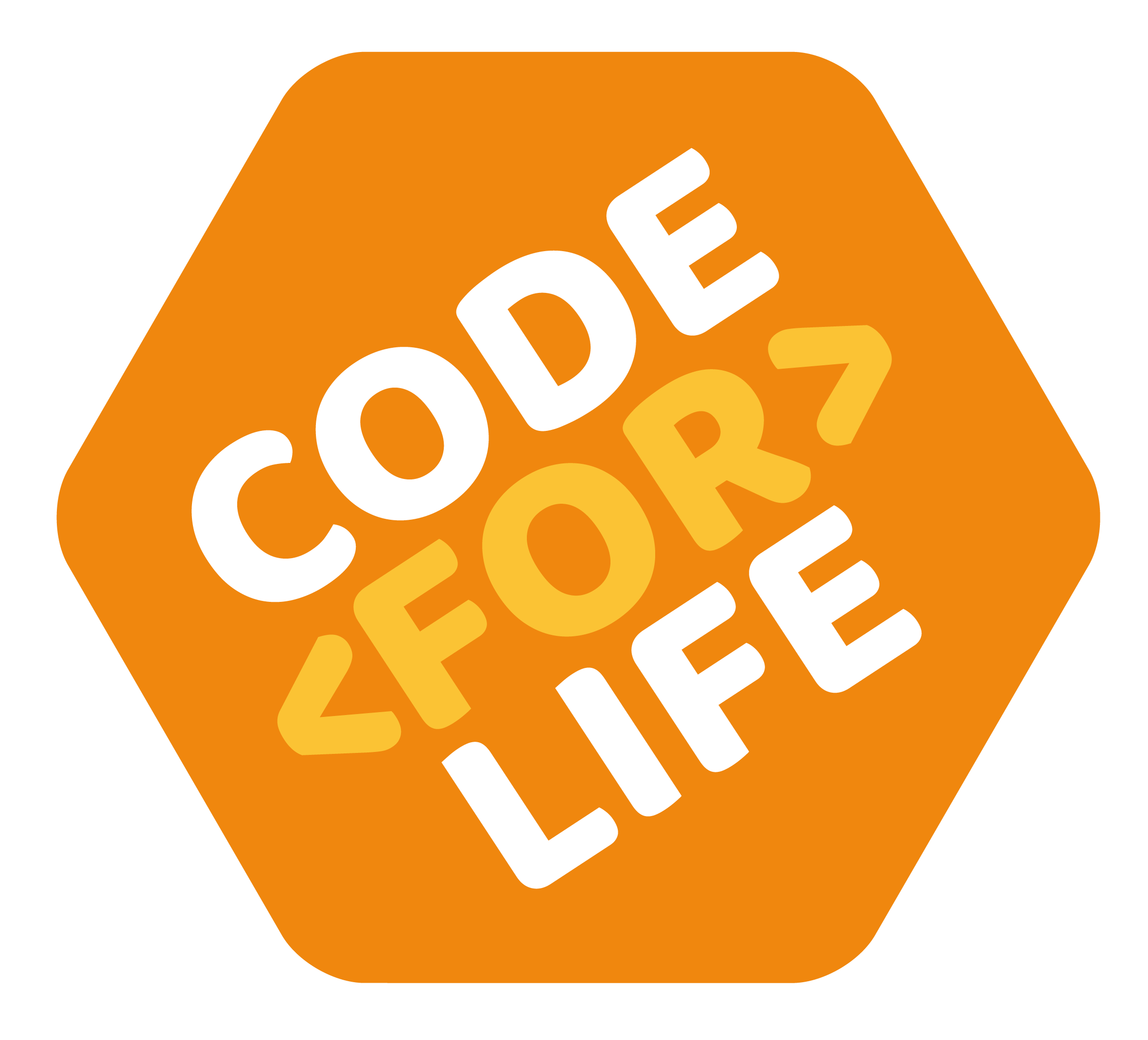 Code for Life Logo