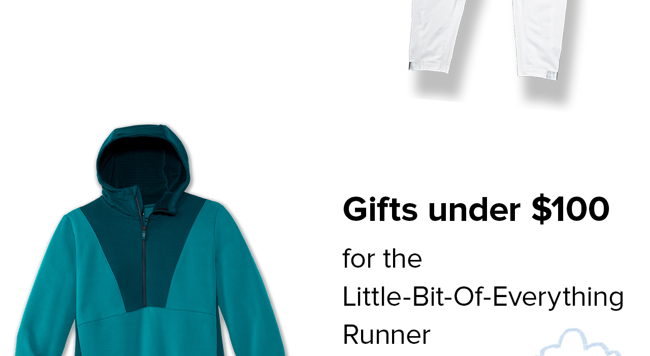 Gifts under $100   for the Little-Bit-Of-Everything Runner