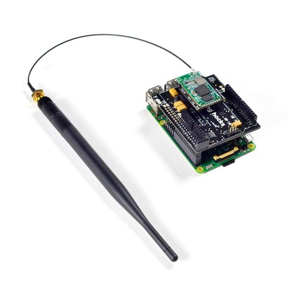 WiFi shield for Raspberry Pi