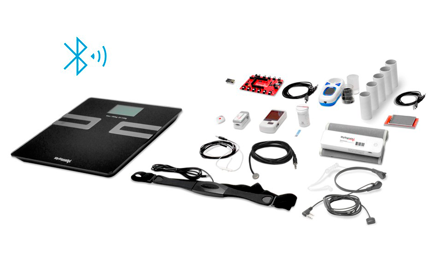 MySignals HW BLE Complete Kit