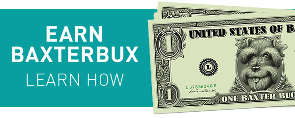 Earn BaxterBux!