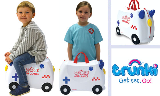 Trunki with Biomaster protection