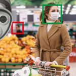 Mobotix video technology can be used to detect face masks