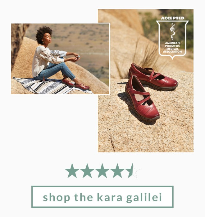 Shop the Kara Galilei