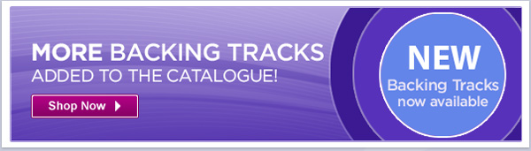 More Backing Tracks