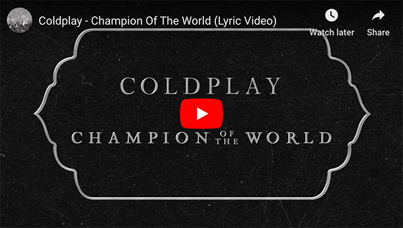 Champions of the World Video Image