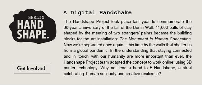 Berlin Handshape - Get Involved