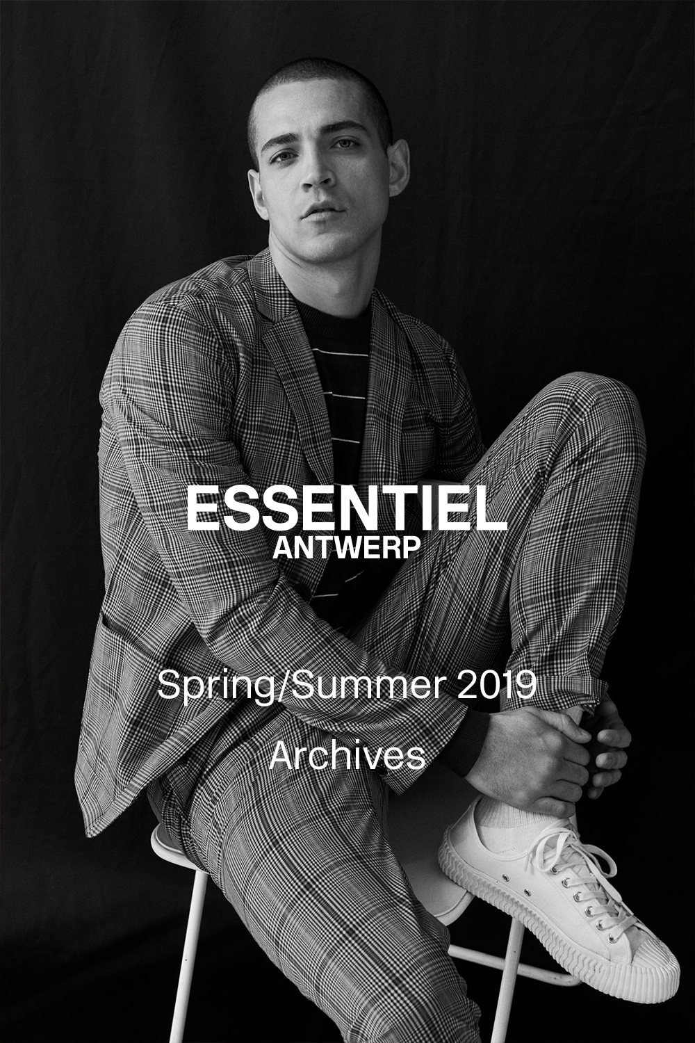 By popular demand, we're re-opening our doors to our Men's Archives SS19 with new stock added.