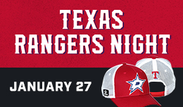 Texas Rangers Night