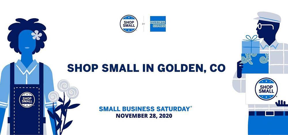 Shop Small Golden 2020