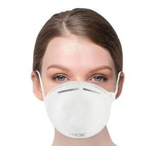 10PCS EU Standard FFP2 NR Disposable Respirator Mask