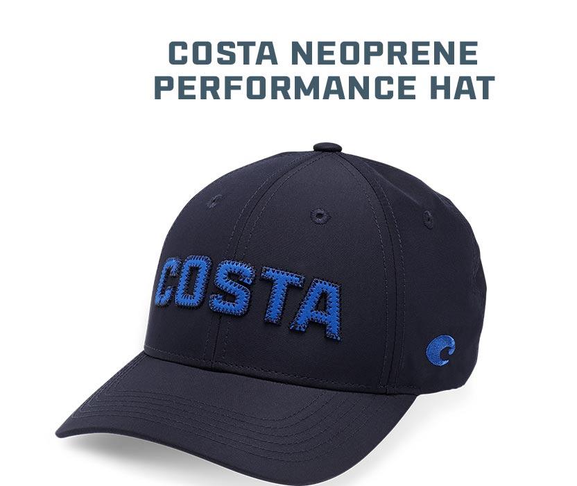 Costa Neoprene Performance Hat