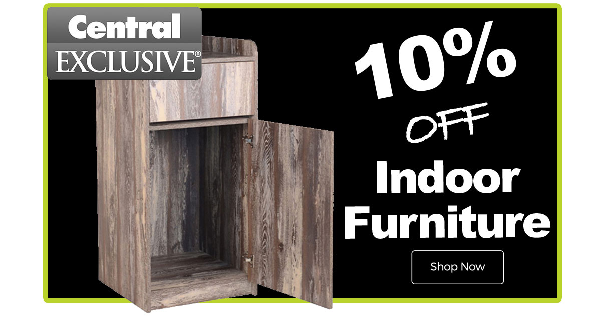 Central Exclusive Indoor Furniture Now 10% OFF