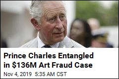 Prince Charles Entangled in $136M Art Fraud Case