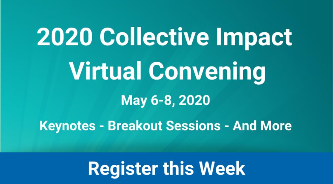 http://www.cvent.com/events/2020-collective-impact-convening/event-summary-10348f69620349e7bb1c443a40c6817a.aspx?tw=40-CD-C0-AB-98-D9-AC-D8-02-DF-28-37-25-B1-62-72