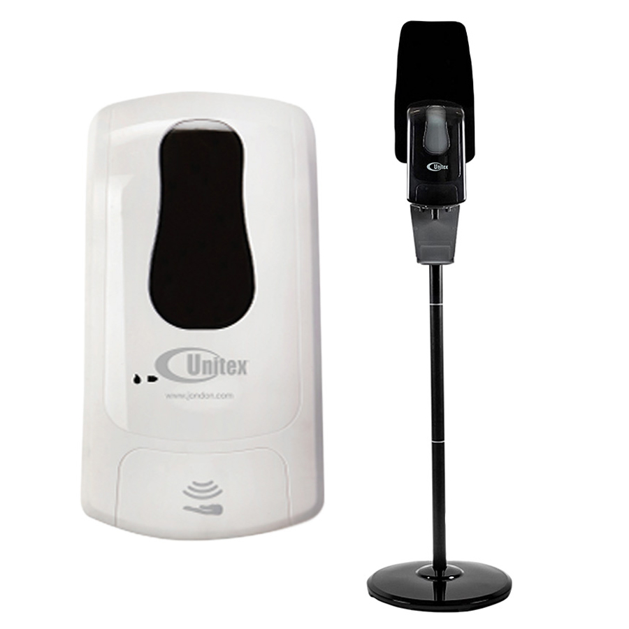 Unitex Touch Free Dispensers