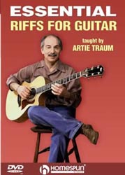 Essential Riffs For Acoustic Guitar - Artie Traum