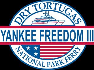 Dry Tortugas National Park Ferry Logo