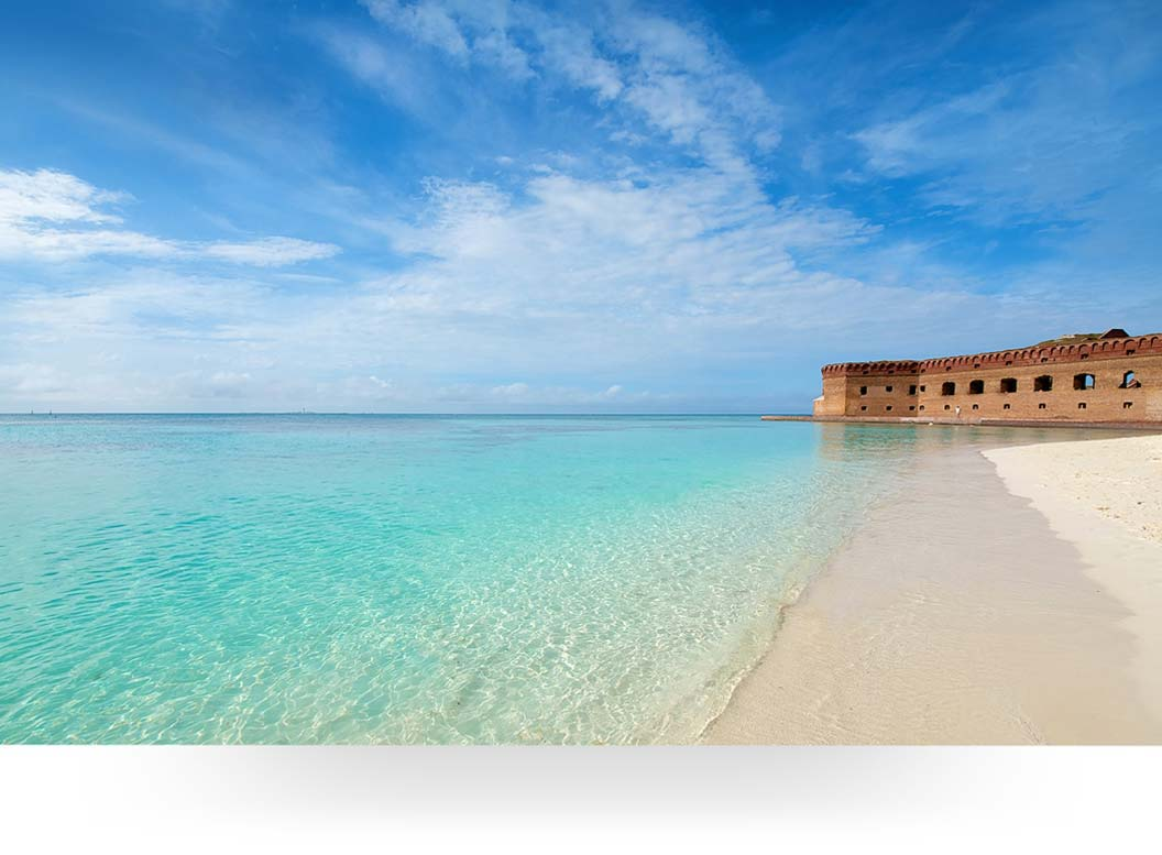 Picture of Beach at Dry Tortugas