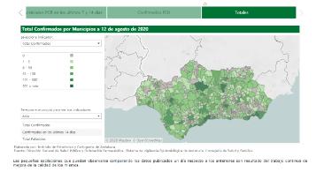 Andalusia region