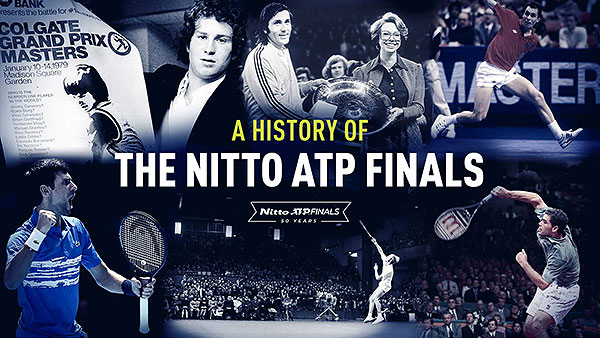 A History Of The Nitto ATP Finals